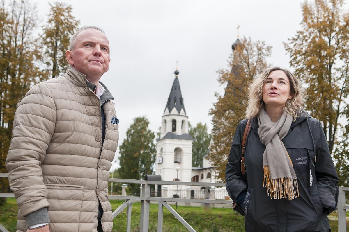 Михаил Долматов обратил внимание на проблемы жителей Красного-на-Волге